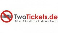 Logo two tickets