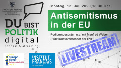 Antisemitismus in der EU