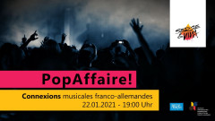 Serge&Nina: PopAffaire! Connexions musicales franco-allemandes - online